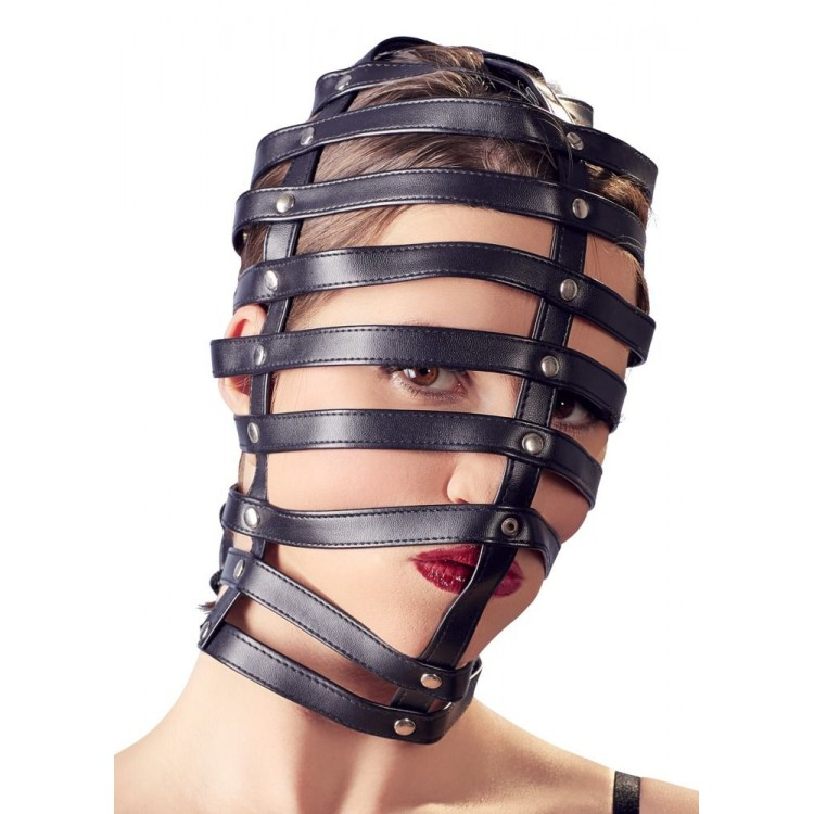 Маска-клетка Head Mask Cage
